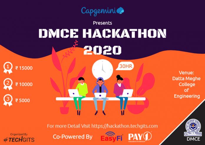 DMCE HAckathon 2020