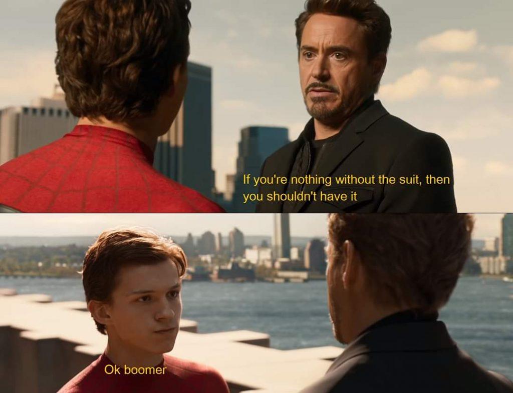 Okay Boomer meme