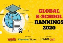 Global B-School Rankings 2020