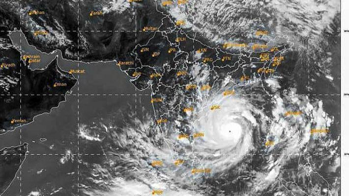 Cyclone Amphan, WHO