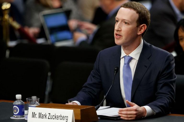 Mark Zuckerberg, Jupiter