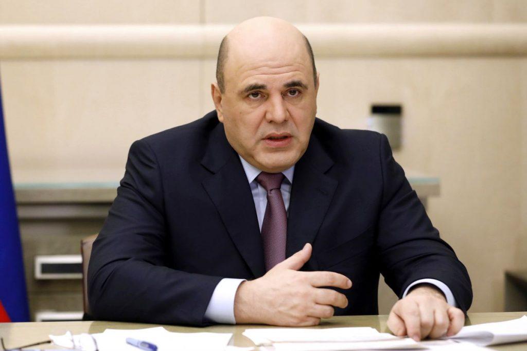 Russia PM, covid-19 vaccine