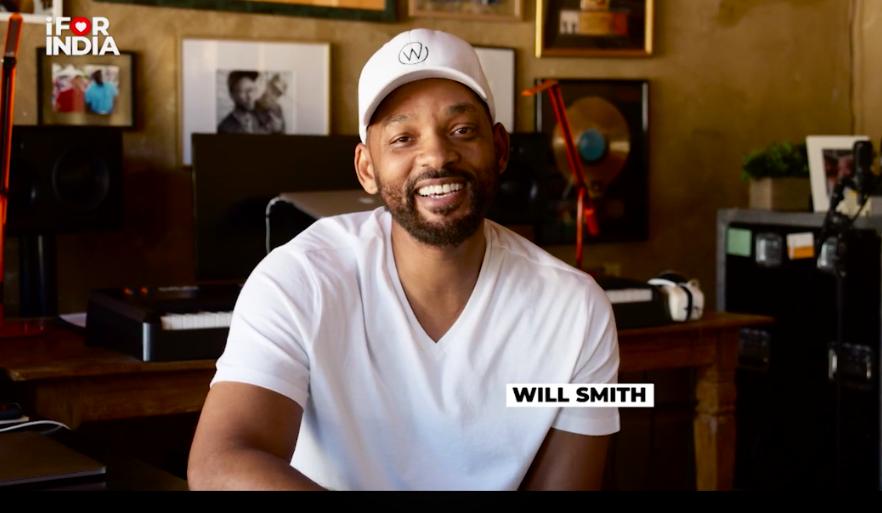 I For India, WIll Smith