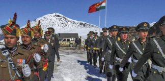 Ladakh Dispute