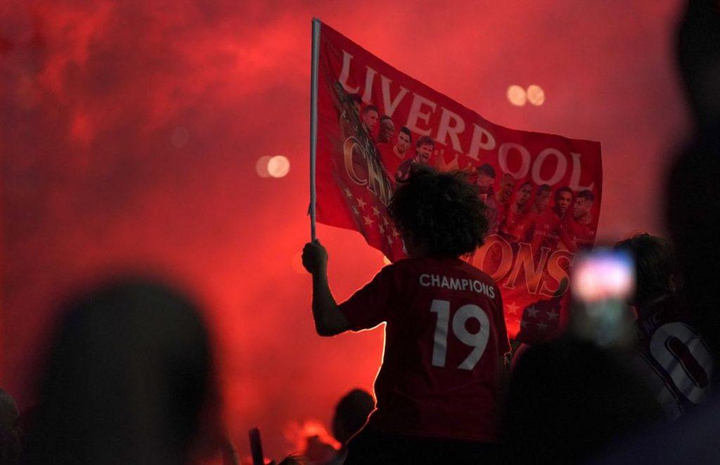 Liverpool, CRPF