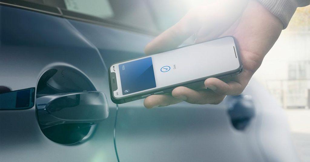 Apple, Car-key
