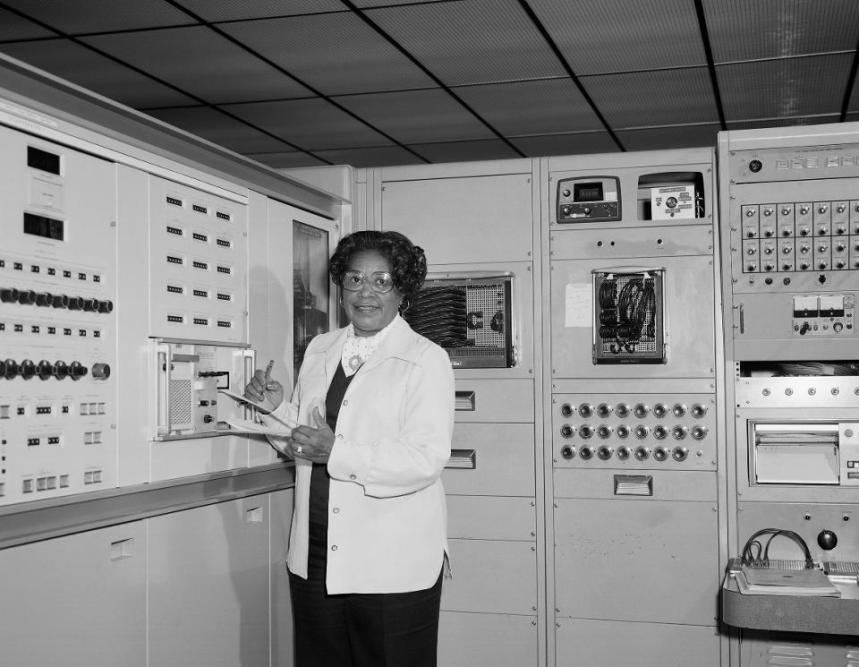 NASA, black female engineer, IIT Bombay