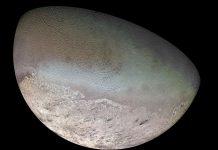 NASA, Neptune Moon, Triton