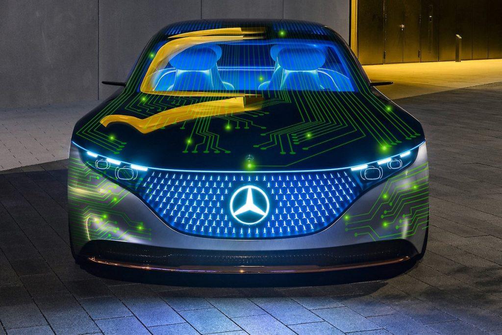 Mercedes, Nvidia, Next Gen car, Haryana