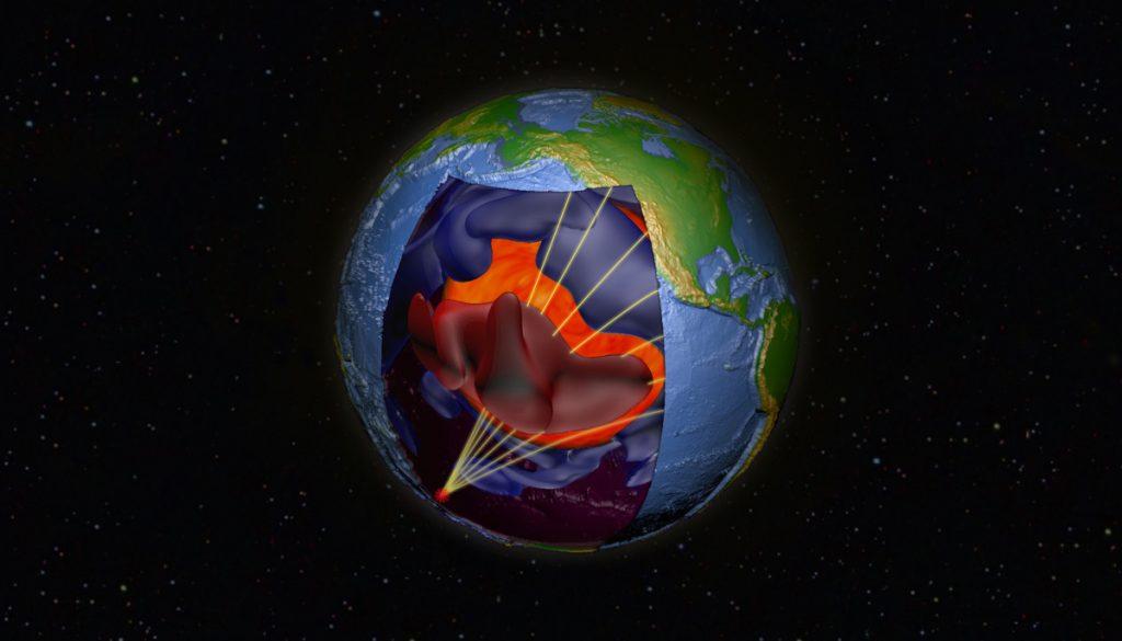 Earth Core, JGU