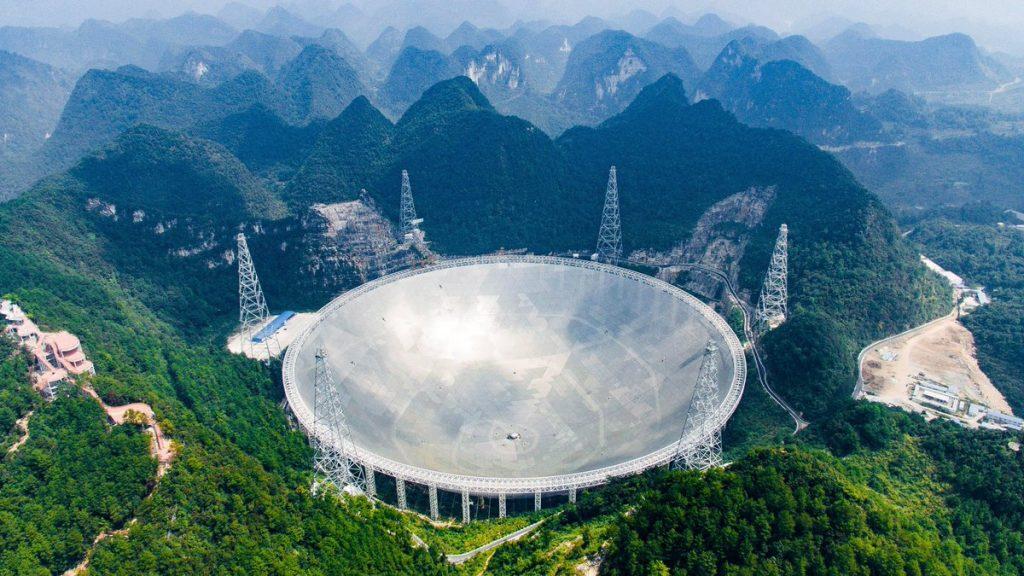 World's largest radio telescope, CM Uddhav Thackeray