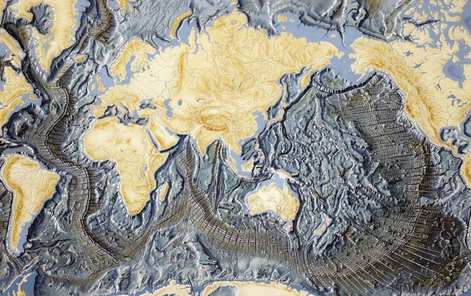 World Map, Fabiflu