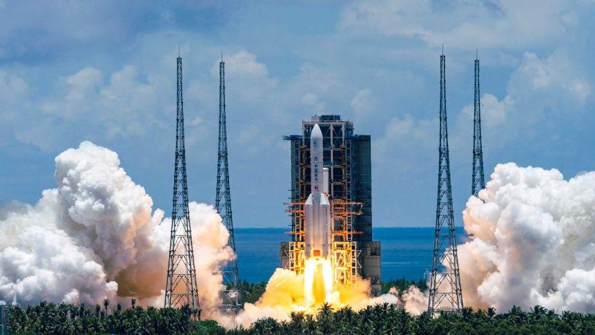 China mars mission, Mars Mission, China