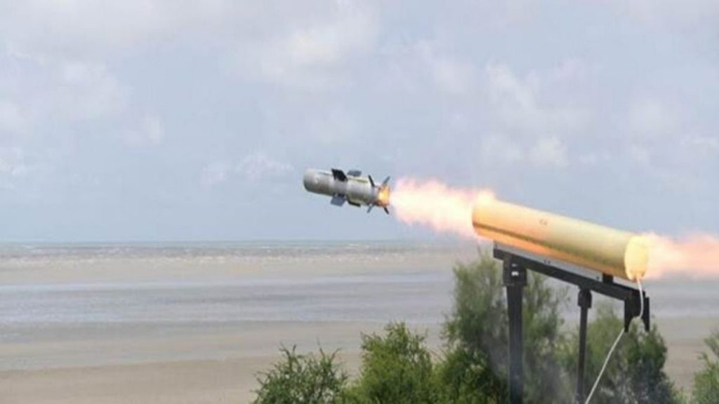 Dhruvastra, missile, admission