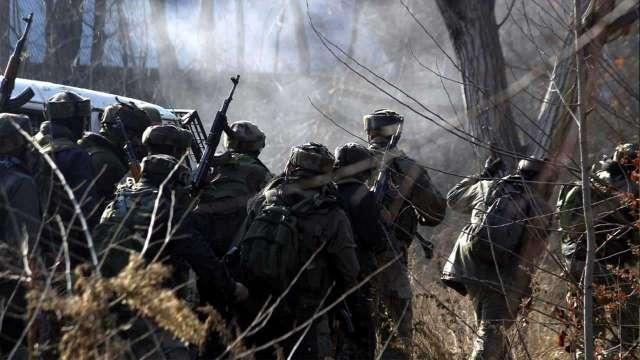 indian army, J&K