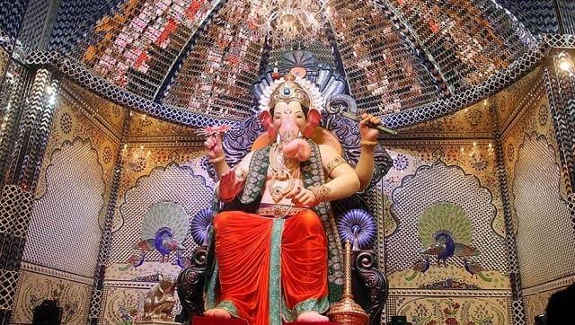 Lalbaugcha Raja, Ganeshaotsav,