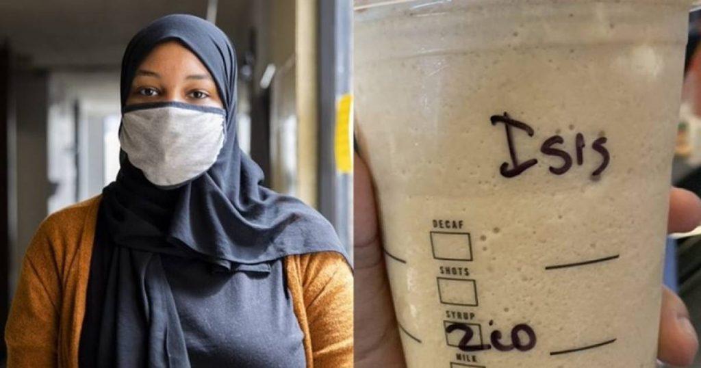 muslim woman, discrimination, isis