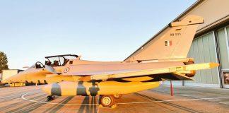 IAF Rafale fighter jets, 1st batch, ambala