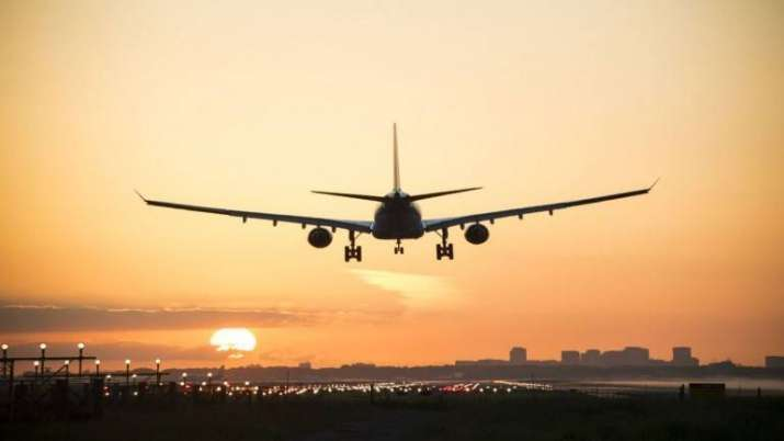 ban on international flights