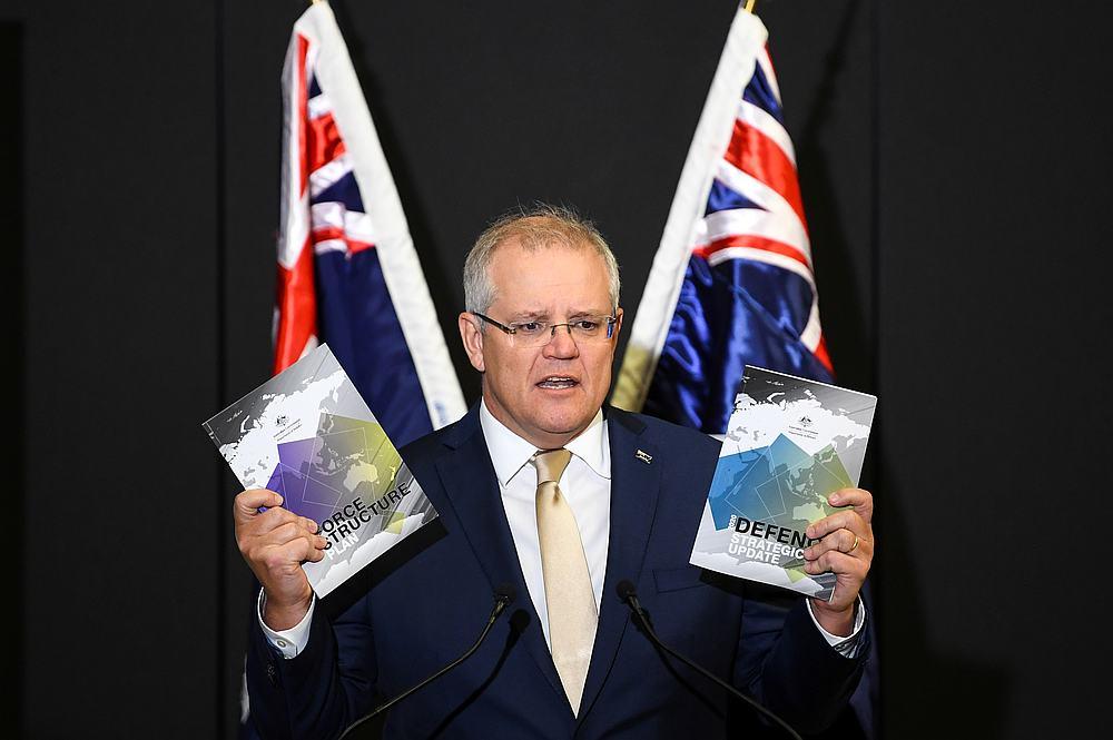 Hong Kong extradition treaty, Australia, PM Morrison, IITs