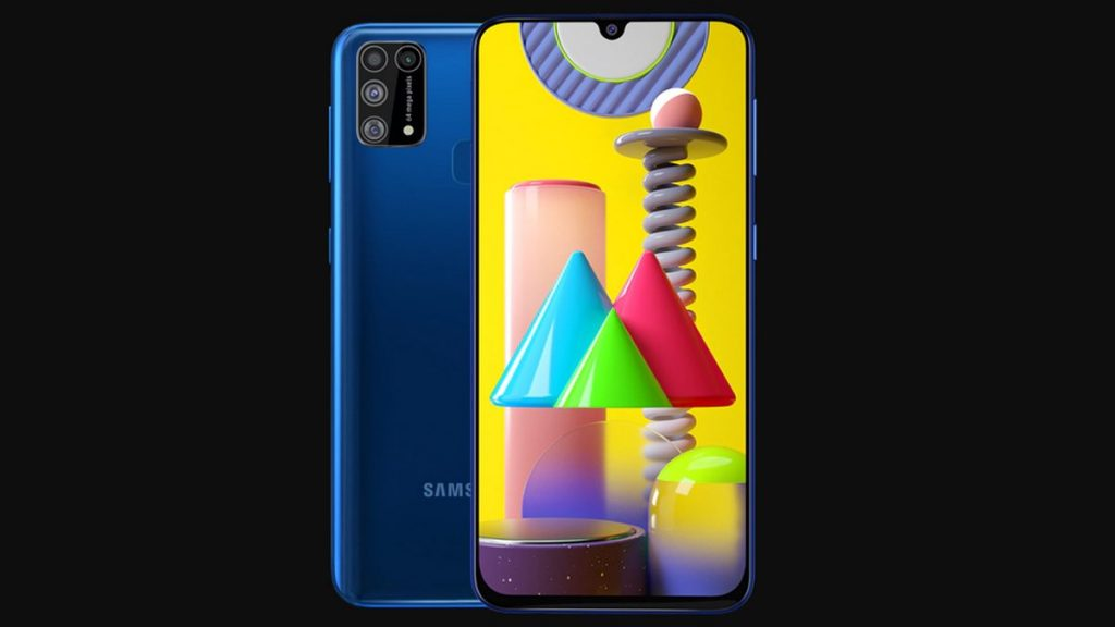 Samsung launches Galaxy M31s