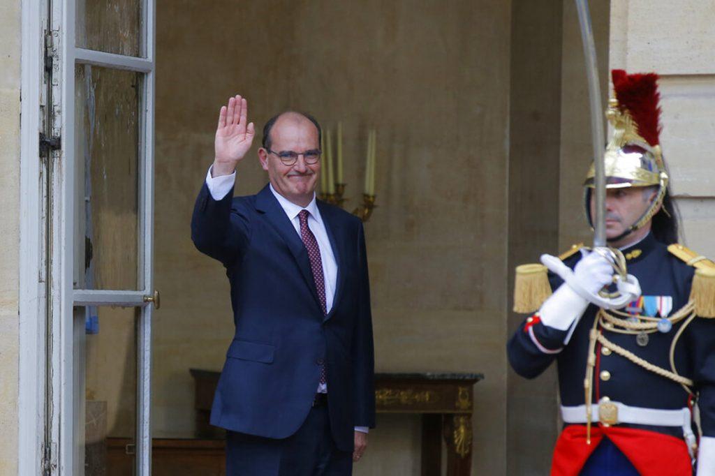 Jean Castex, Prime Minister Of France