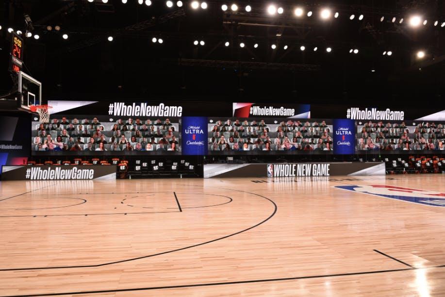 NBA, Microsoft Teams, virtual sports, US