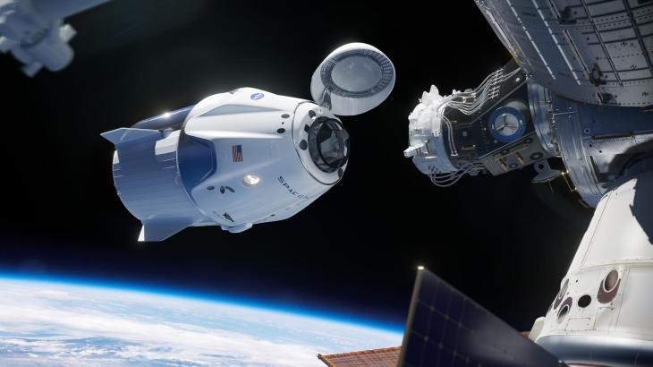 SpaceX, NASA, Crew Dragon, ISS, International Space Station,