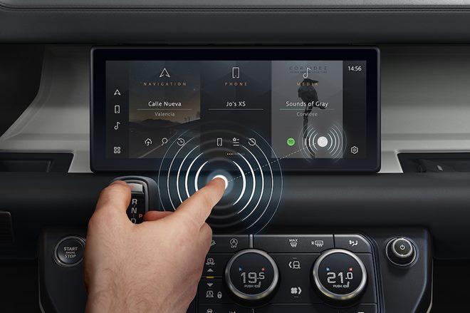 Jaguar Land Rover, US