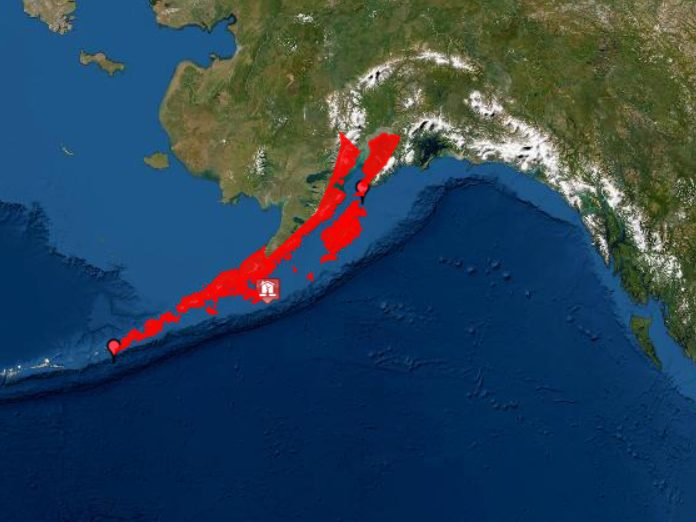 Alaska, earthquake,