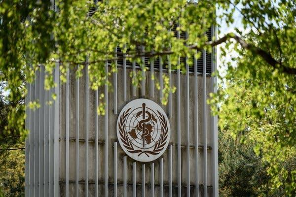 WHO, world health organisation, DU