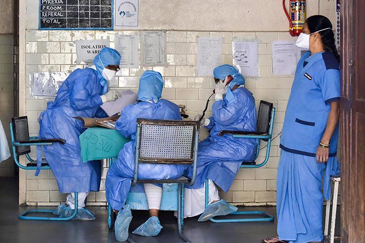 Karnataka, health staff, allowance, corosure