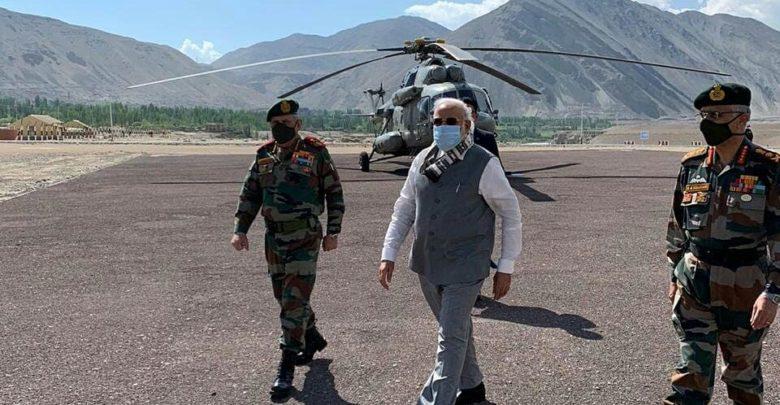 PM Modi, Leh, Ladakh, china,, delhi