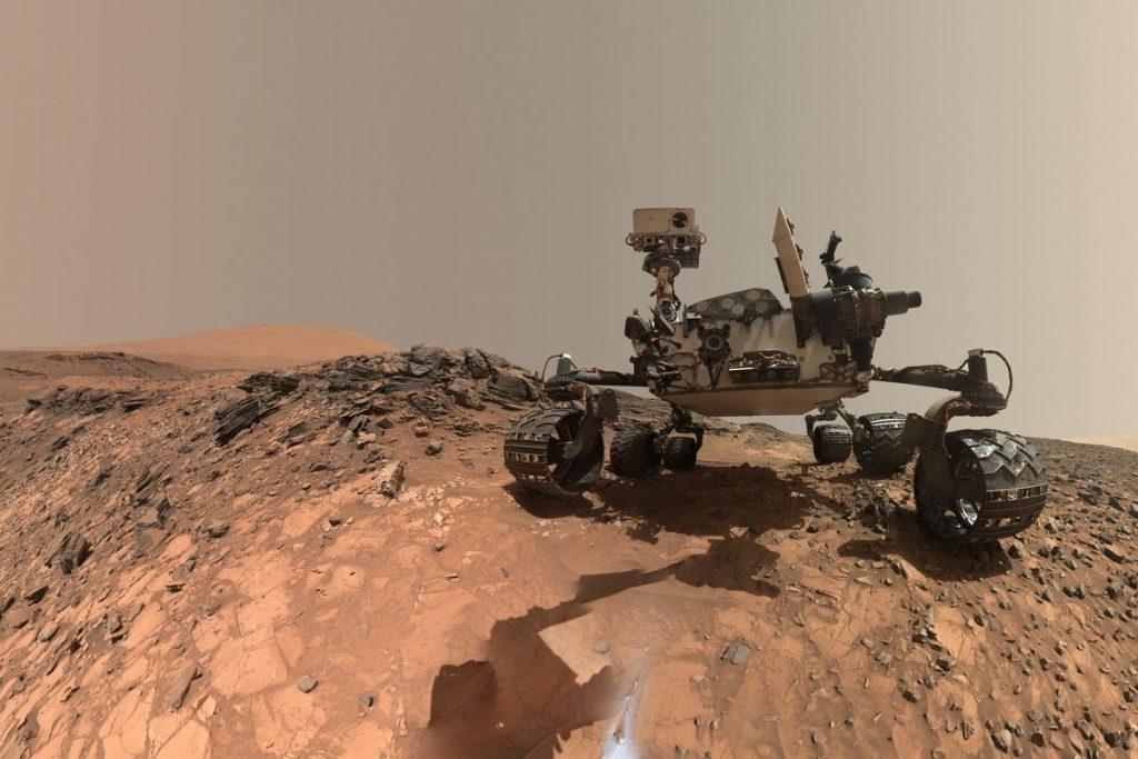 NASA's Mars rover, Martian atmosphere, UGC