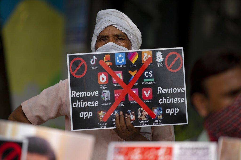 chinese apps ban, IIT Kharagpur, delhi