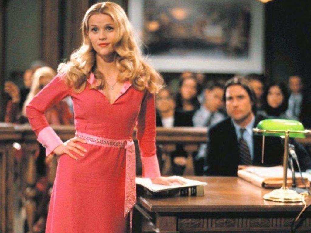 Legally Blondie