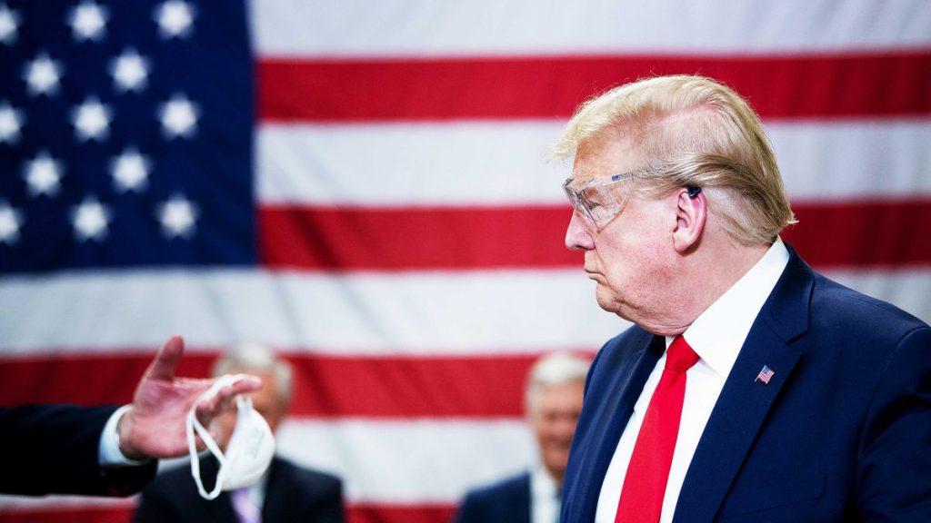 Donald Trump, Mask