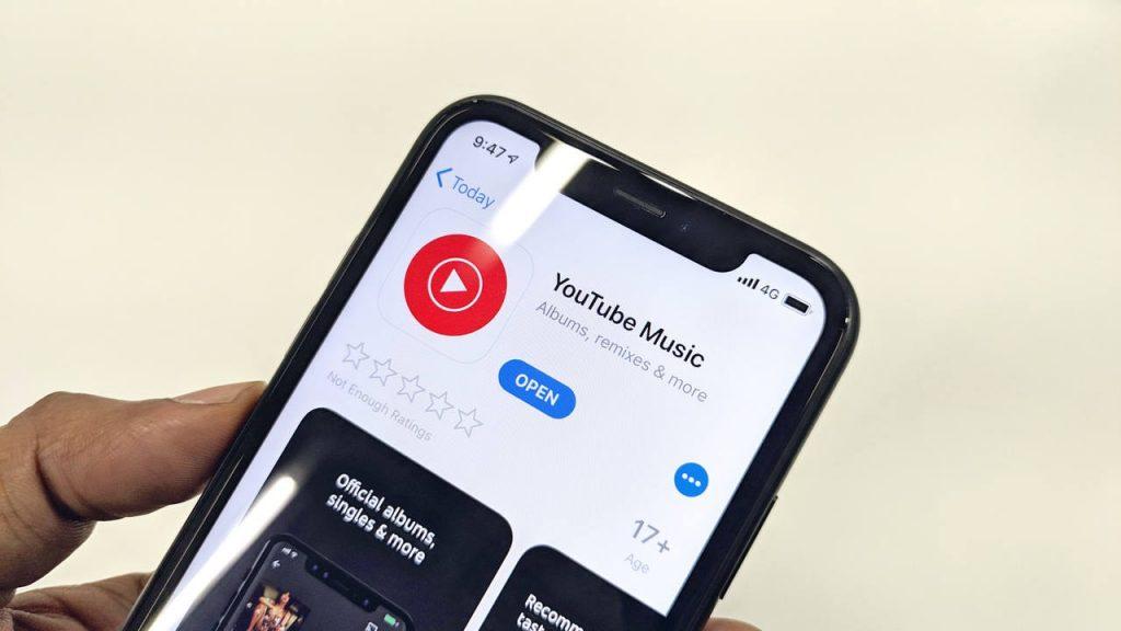 Google Play Music, Youtube Music, IIM CAT 2020
