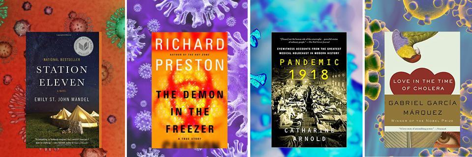 books on pandemics