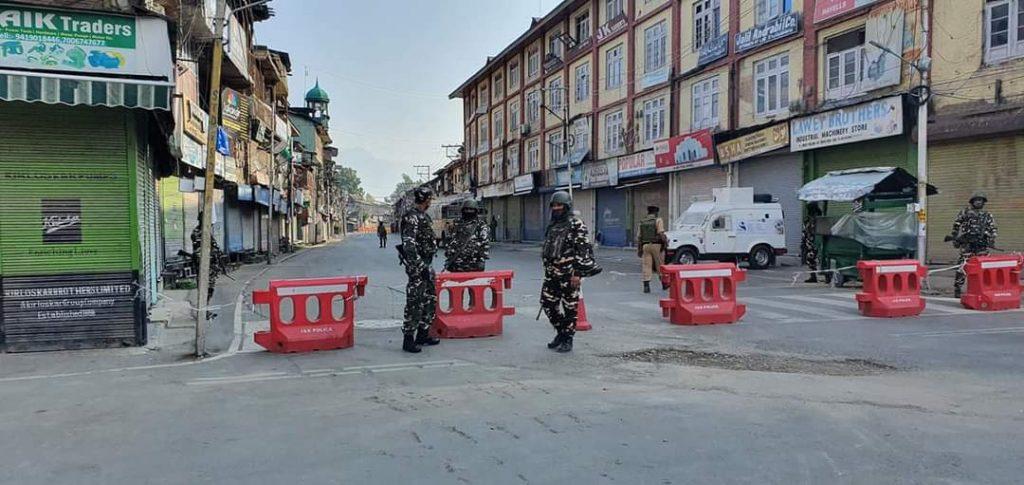 Article 370 abrogation, Kashmir