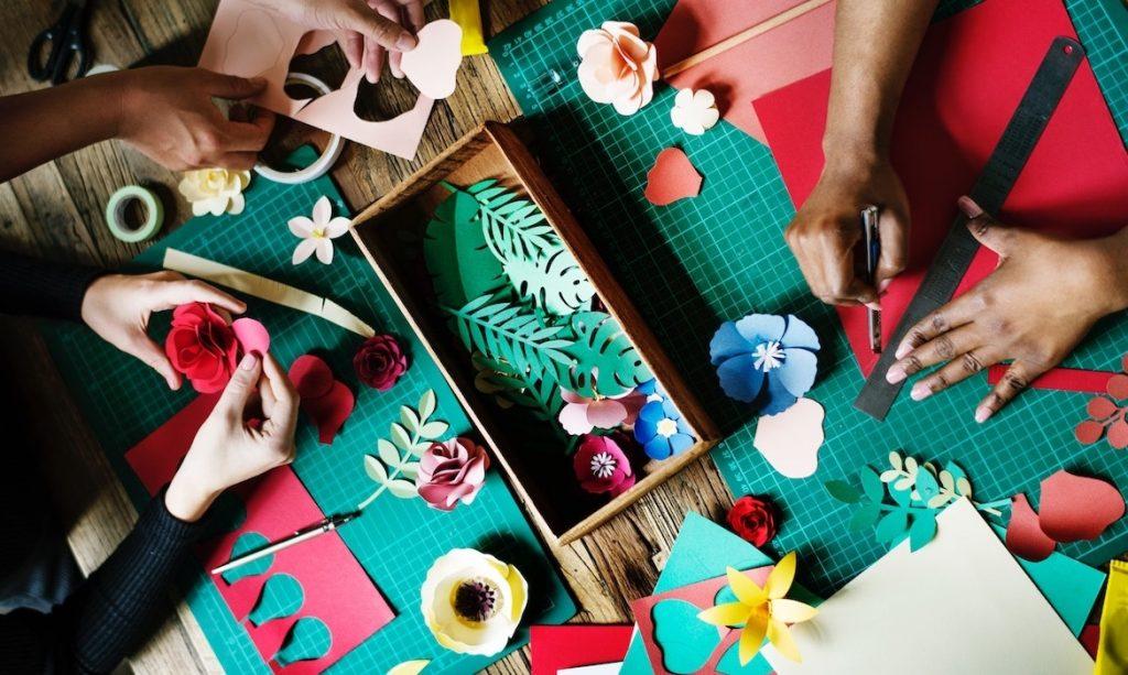 craft making, hobbies