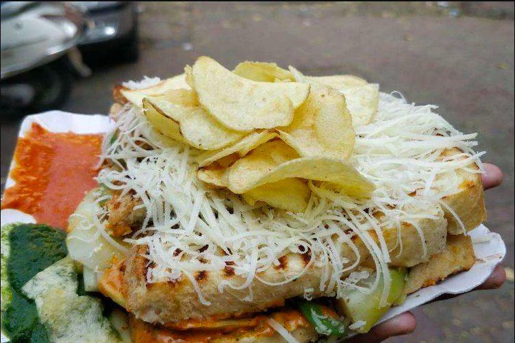 mamaji sandwich,
