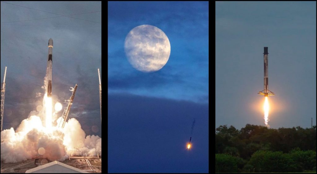 SpaceX, Polar Orbit