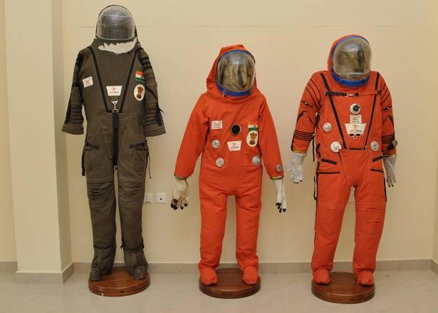 Gaganyaan astronauts, ISRO, France