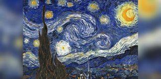 Vincent van Gogh. The Starry Night