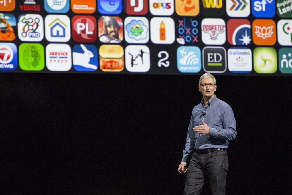 Apple, App Store, EPic Games