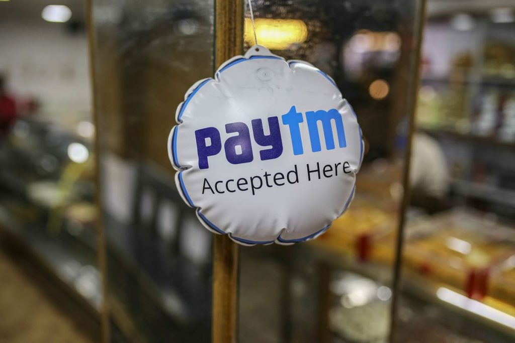 PayTm, Play store
