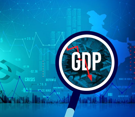India GDP 2020-2021