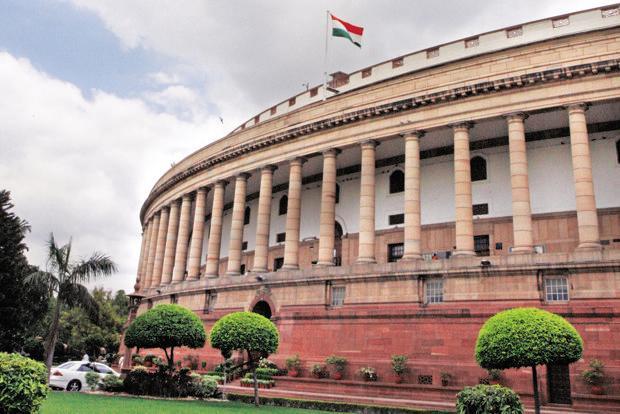 Indo-China feud, Lok Sabha