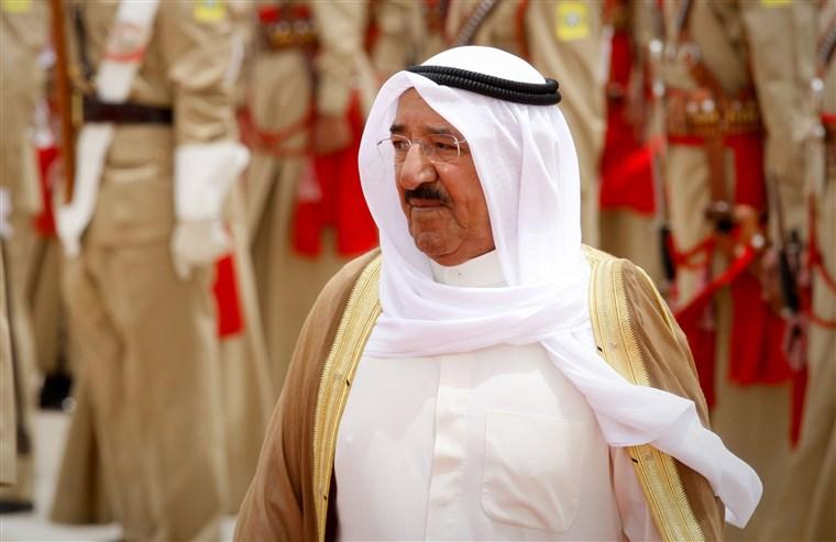 Sheikh Sabah al-Ahmad al-Jaber al-Sabah